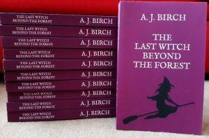 Alex Birch's book