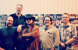 The Remus Tucker Band