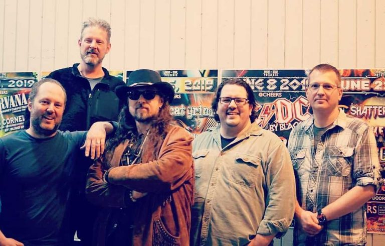 The Remus Tucker Band is bringing a brand new rock album full of life