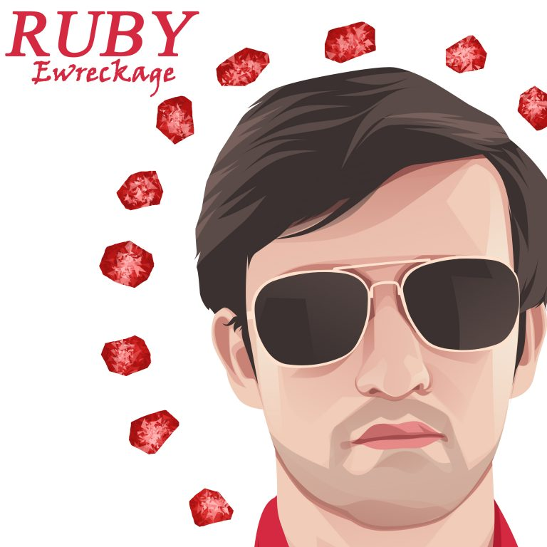 """Ewreckage's new album """"Ruby"""" has become a chart-topper"""